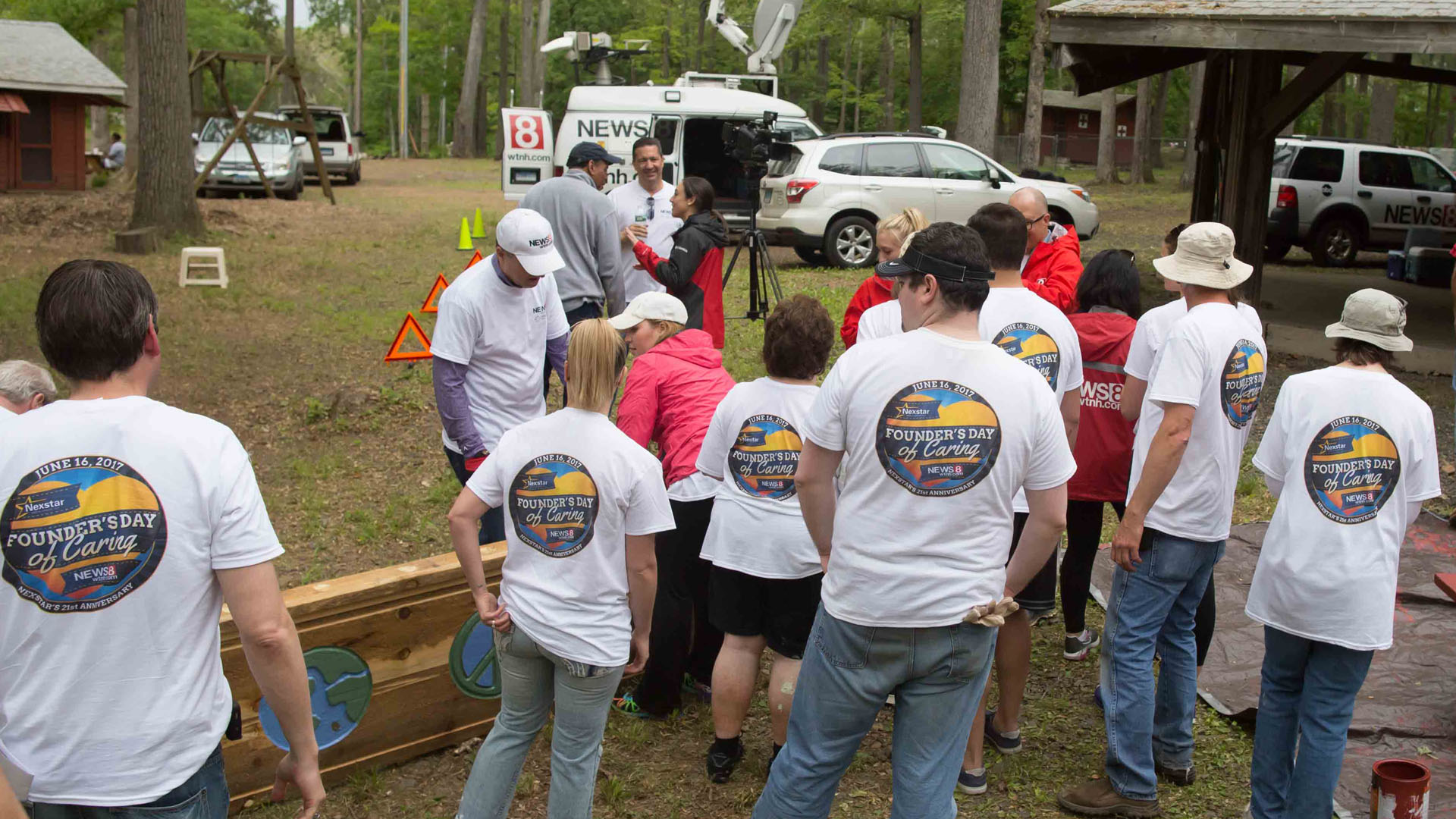 founders day of caring