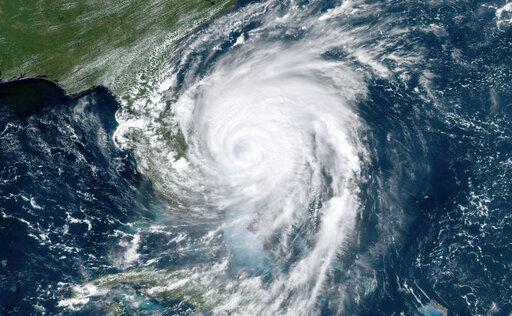 Upper atmosphere gridlock stalled Dorian | WTNH com