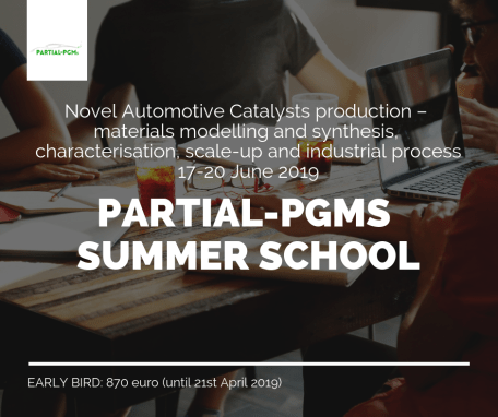 PARTIAL-PGMs Summer School