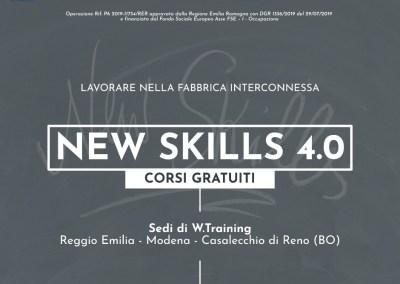 NEW SKILLS 4.0