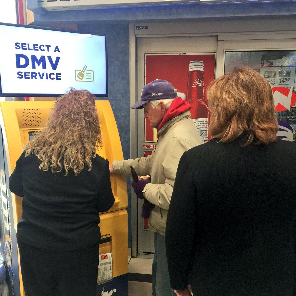 New DMV kiosk available in Sheetz
