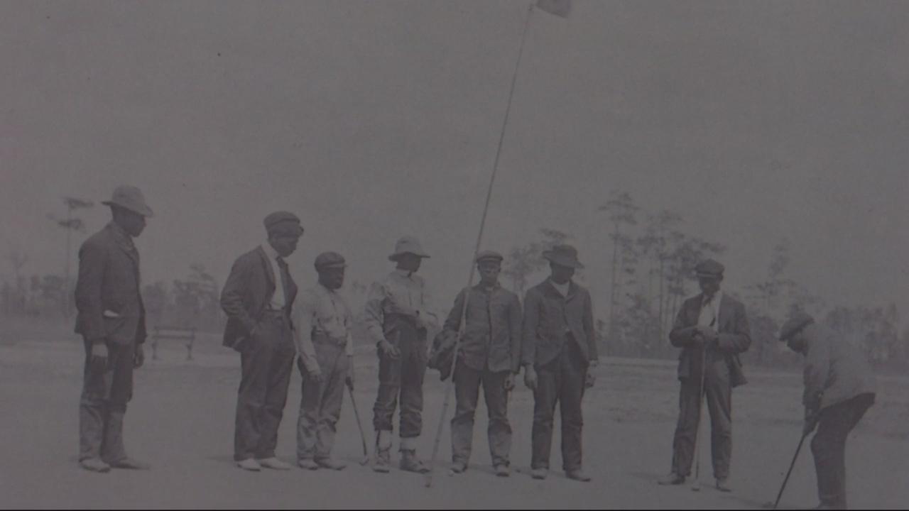 Black history in Golf