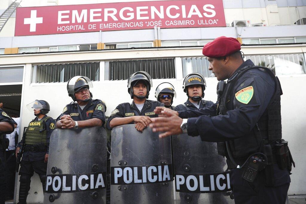 Peru Ex President Alan Garcia_1555527752209