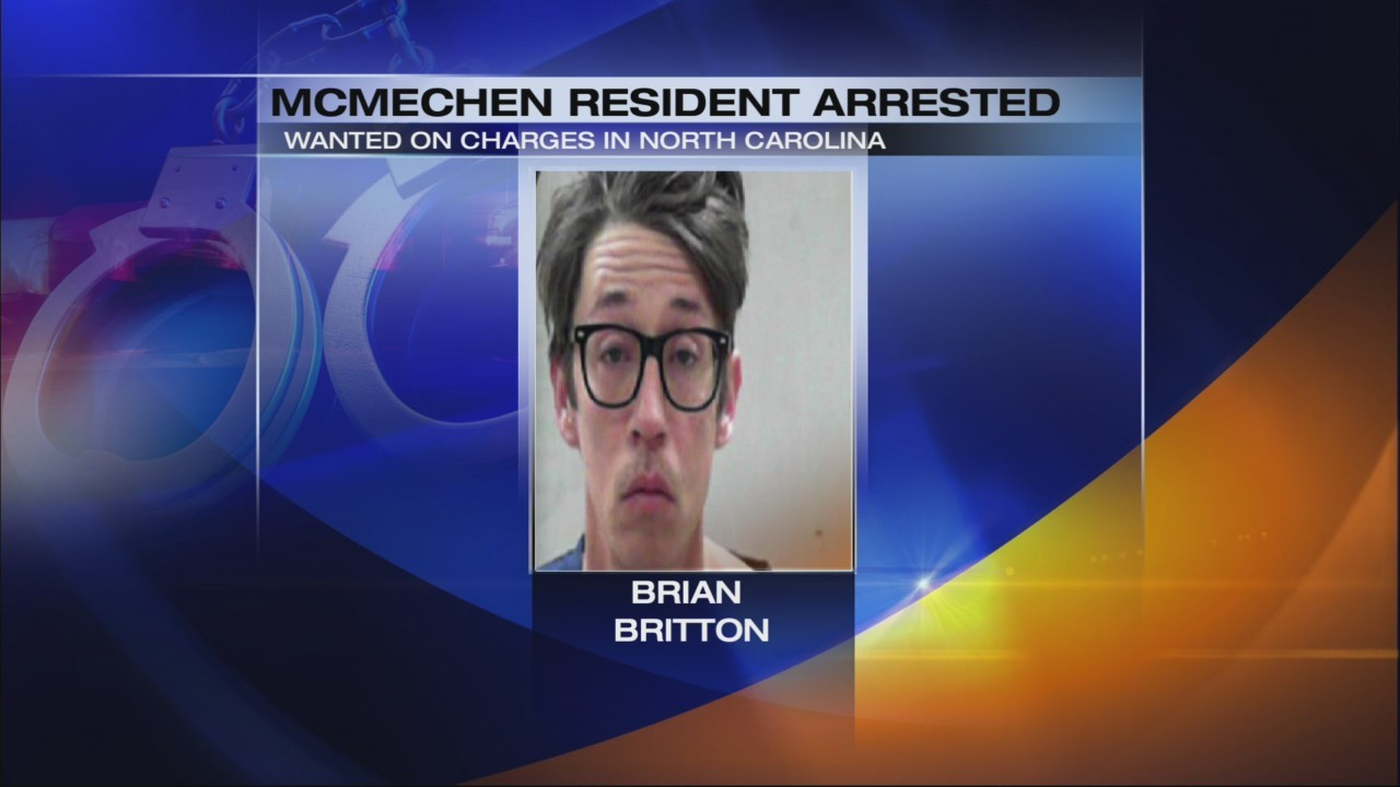 McMechen resident faces multiple charges including alleged