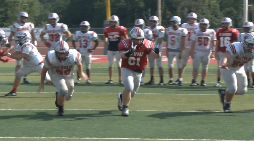 St. Clairsville Red Devils High School Football Preview