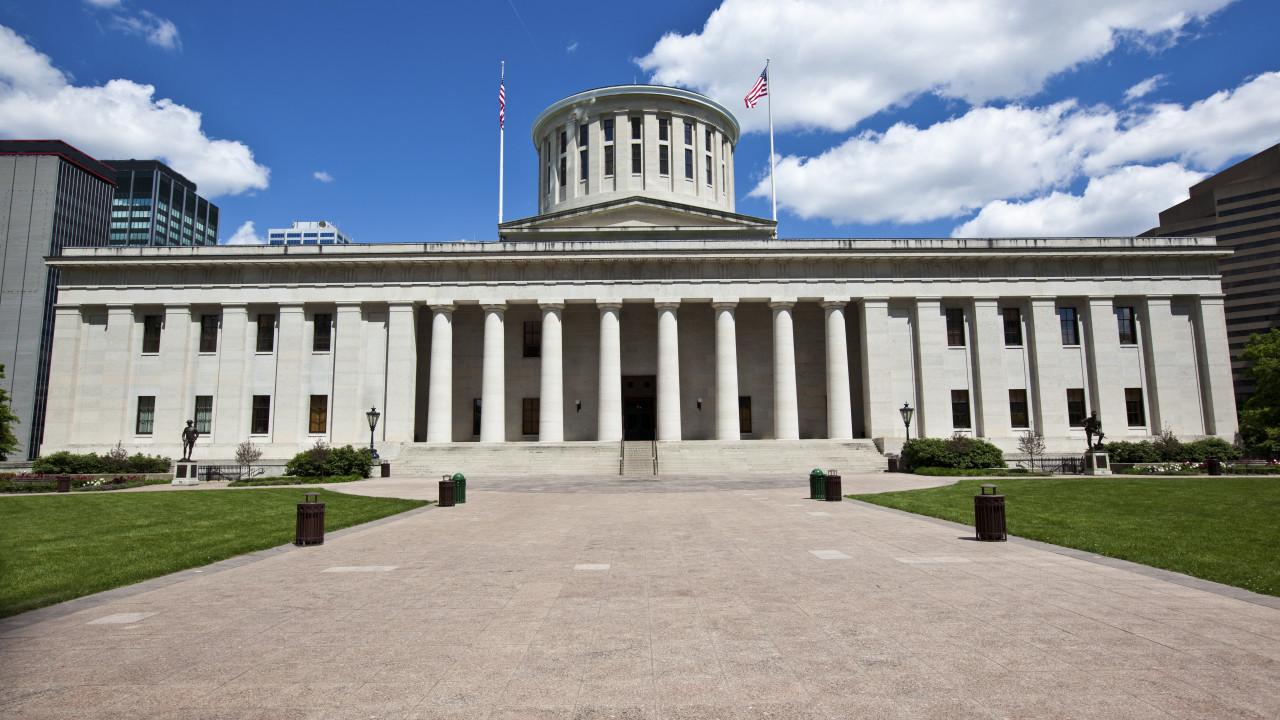 Patrol investigates Ohio Statehouse break-in, vandalism