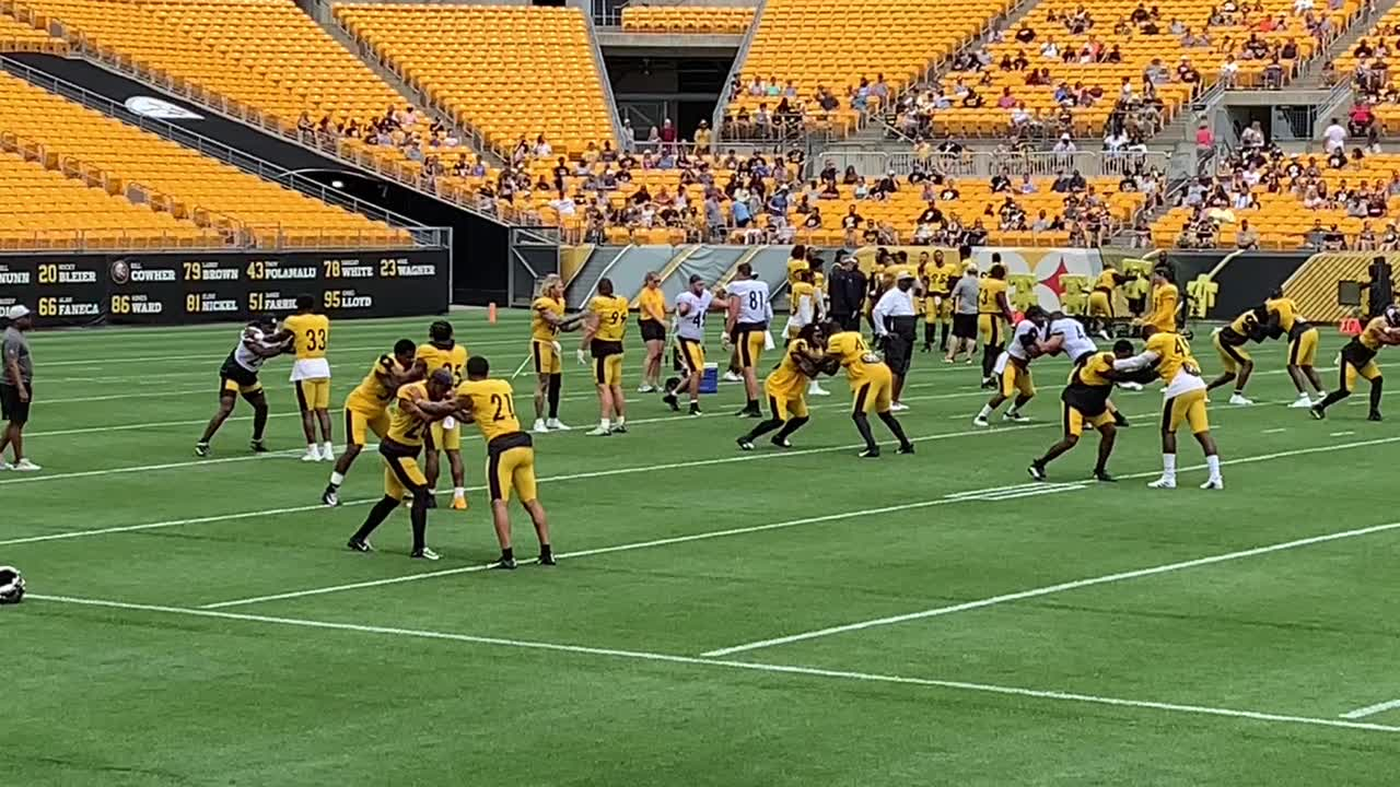 """Chris berman from espn has always quoted that """"no one. Heinz Field Requiring Masks For Pittsburgh Steelers Game Wtrf"""
