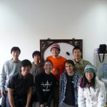 Day 12: Yonghe King, Tsinghua University, Beijing Hackerspace, New Years Maker Party, emergency accommodations
