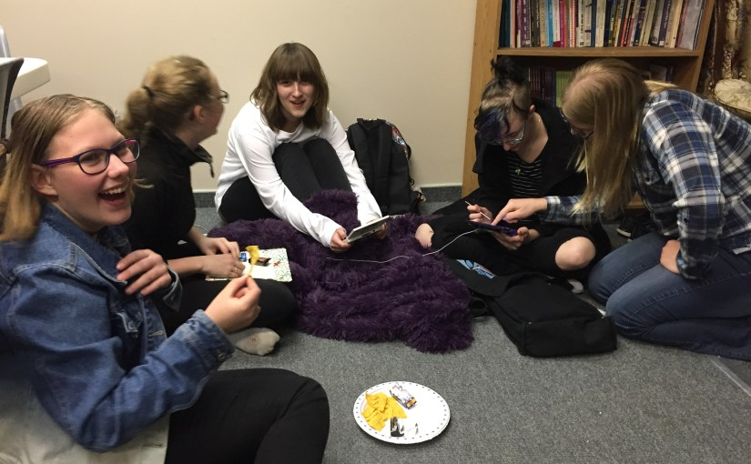 Youth Group – Games Night!