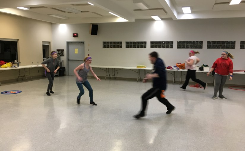 Youth Group – GymBlast!