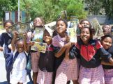 Thank you to Joyce Meyer Ministries for the Edward the Elephant books!