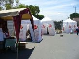 Thank you to the City of Cape Town for their GET TESTED tents
