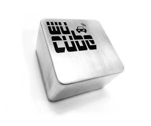 AN ANGLED VIEW OF THE WUCUBE