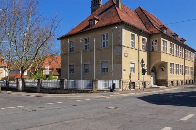 Waltherschule in Heidingsfeld