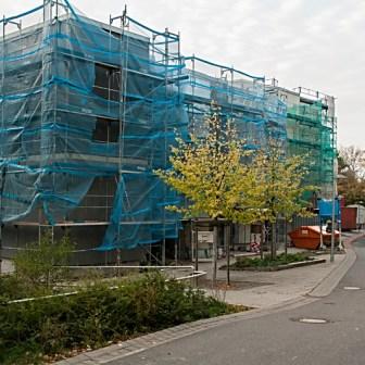 Nach rund 40 Jahren sind die ersten Gebäude von Grund auf saniert worden.