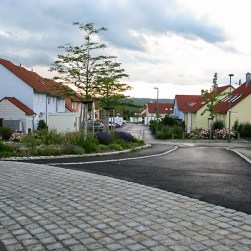 Neubaugebiet im Norden von Rottenbauer.