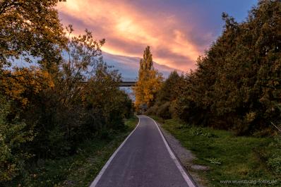Herbstwetter im Rottenbauerer Grund