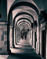 Arkadengänge im Juliusspital