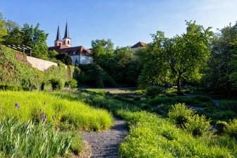 Landesgartenschau Park von 1990