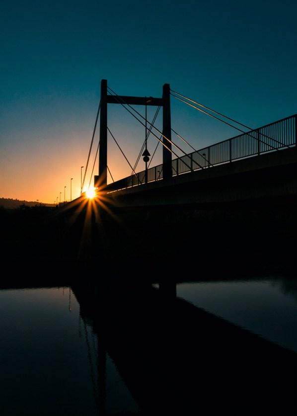 """Die schönsten Sonnenstrahlen des Tages sind für mich immer die letzten in der """"Goldenen Stunde""""."""
