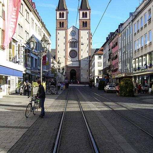 Der Dom nach seiner Renovierung. Aufnahme aus dem Jahr 2006.