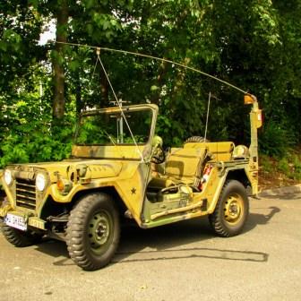 US-Militär-Jeep aus dem Jahr 1969.