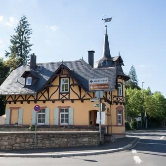 Das Zollhaus Steinbachtal
