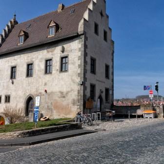 Das Heimatmuseum an der Alten Mainbrücke.