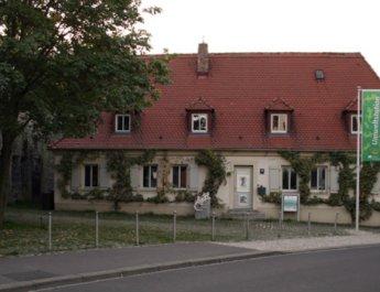 Die Umweltstation der Stadt Würzburg in der Zellerau.