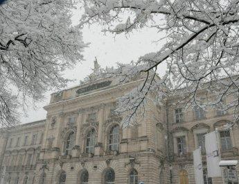 Symbolbild: Universität am Sanderring (Foto: Universität Würzburg)