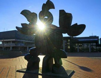 Uni-Campus Süd am Hubland (Foto: Universität Würzburg)