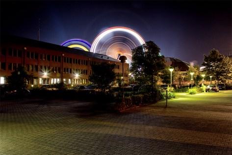Riesenrad und mehr beim Kiliani-Volksfest (Foto: www.wuerzburg-fotos.de)
