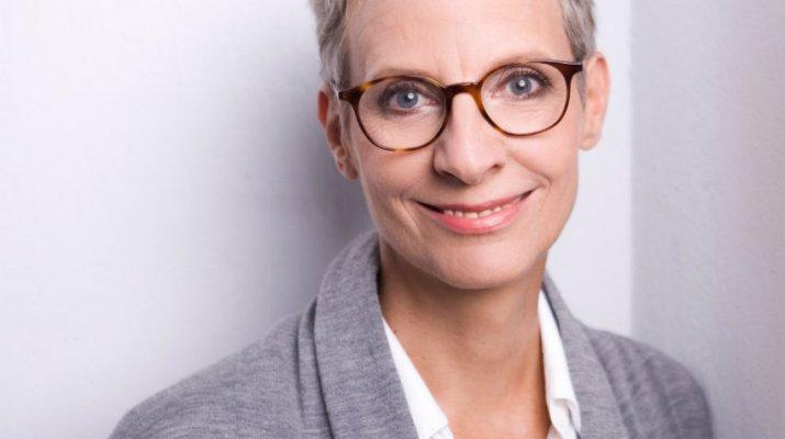 Sybille Linke. Seit 1. November 2015 Leiterin des Fachbereichs Kultur in Würzburg. (Foto: Privat)