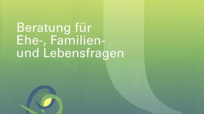 Ehe-, Familien- und Lebensberatung der Diözese Würzburg legt Jahresbericht für 2014 vor