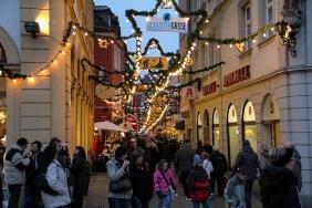 Weihnachtsmarkt in Würzburg