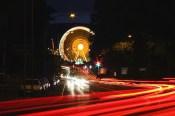 Riesenrad beim Volksfest in Würzburg