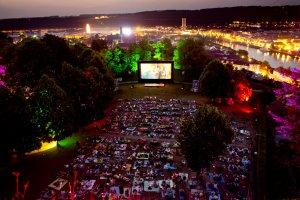 """Würzburger Open-Air-Kino """"Festungsflimmern"""". (Foto: Veranstalter)"""