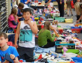 Jetzt anmelden für Kinder-Flohmarkt beim Stadtfest