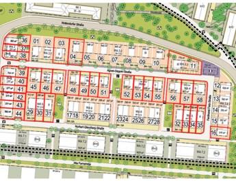 Hubland: 34 neuen Grundstücke Im Quartier 3