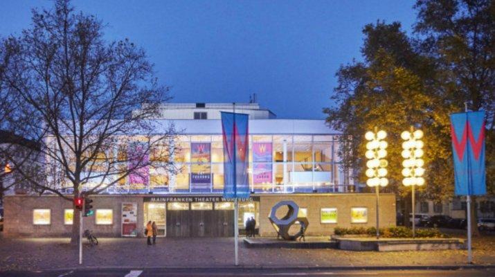 Mainfranken Theater Würzburg (Foto: Nik Schötzel)