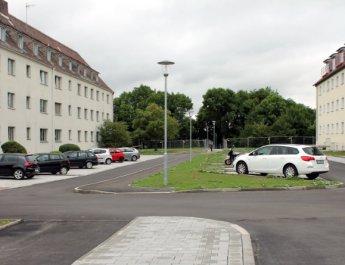Neuer Fußweg im Frauenland fertiggestellt