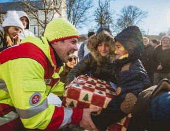 Johanniter sammeln bis 15. Dezember Hilfspakete für notleidende Menschen