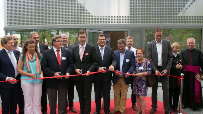 Cube als erster fertiger Baustein: Wirtschaftdialog schnuppert ZDI-Luft