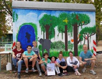 Mit Kunst zum Klimaschutz