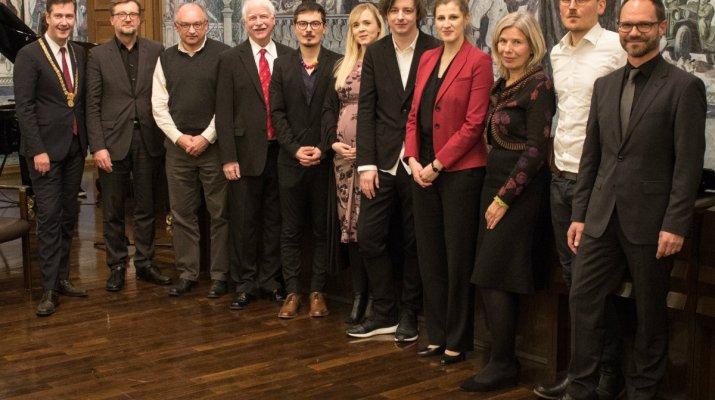 Kulturpreis für Michael Wollny