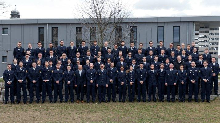 Verstärkung für die unterfränkische Polizei – Polizeipräsident begrüßt 77 Neuzugänge
