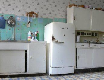 Symbolbild alte Küche
