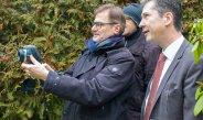 Pilotprojekt: Mit der Kamera auf Jagd nach Energiefressern