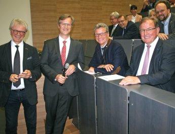 Zentrum für Bewegungsforschung in Würzburg eröffnet