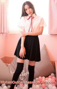 Wuhan Massage Girl - Alanna